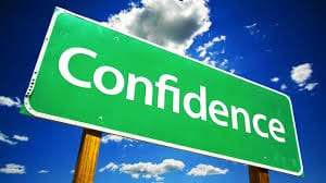 Tell Yourself ,You Have Confidence