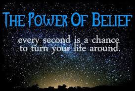 Developing the Power to believe