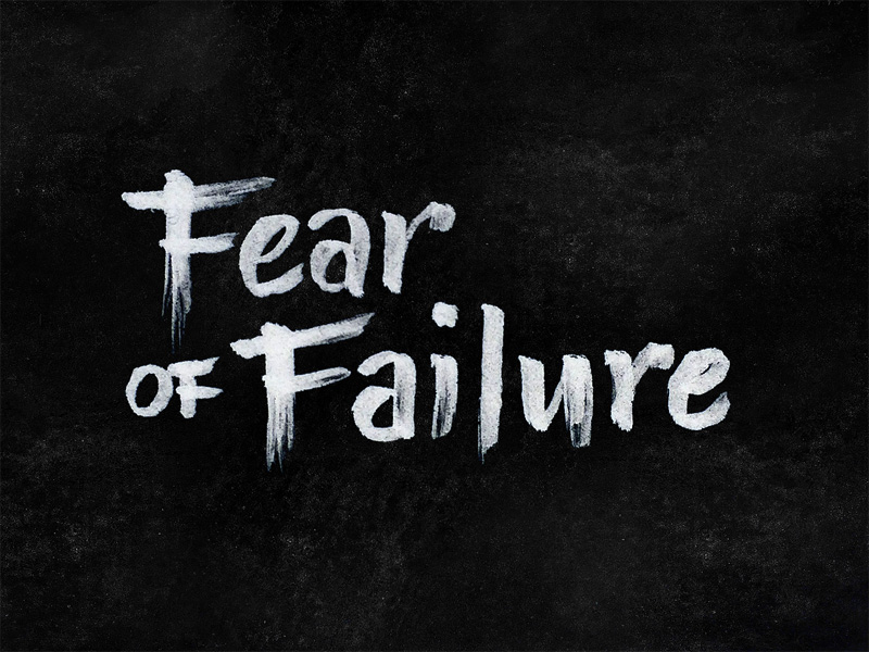 How to Conquer Fear of Failure with Self-Acceptance