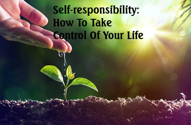Self-responsibility How To Take Control Of Your Life